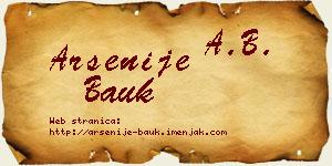 http://arsenije-bauk.imenjak.com/vizitkartica/img.php?u=arsenije-bauk&m=A.B.&x=Arsenije&y=Bauk